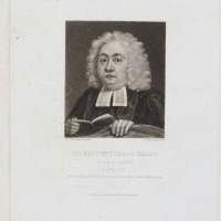 Joshua Reynolds: Rev. Mr. Thomas Smart, c.1735.